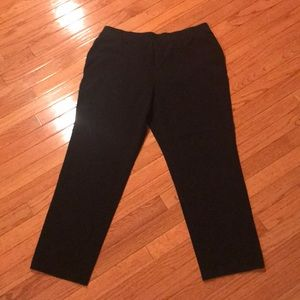 Chico's weekend stretch pants.